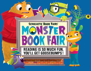Fall Book Fair 2015